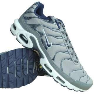 Nike Air Max Plus TN Trainers Grey/White Womens Size