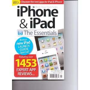 iPhone & iPad The Essentials Magazine. Black Dog i Tech series. #10