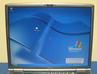 SLIM FUJITSU S6120 CENTRINO 1.60Ghz DVD CDRW WI FI LAPTOP for FACEBOOK