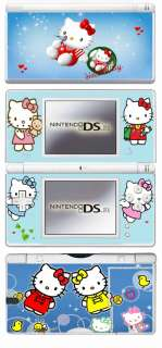 Hello Kitty (B) Vinyl Skin Sticker for Nintendo DS Lite