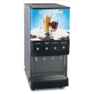 Bunn JDF 4S 4 Flavor Cold Beverage Iced Coffee Dispenser