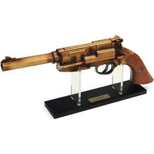 Malcolm Reynolds Metal plated Pistol Prop Replica