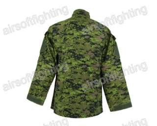 Canada Digi Camo Military Special Force Uniform M