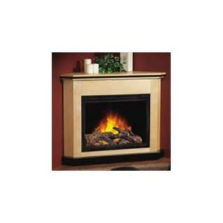 Napoleon Casaloma Electric Fireplace with Contemporary Style Mantel