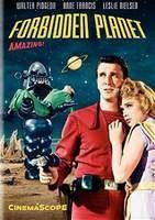 Forbidden Planet (1956)   DVD in Movies: Science Fiction/Fantasy  JR