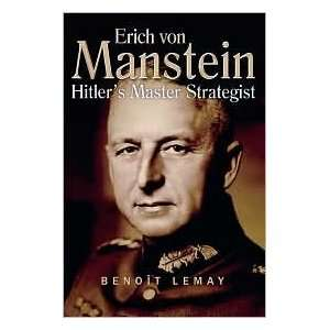 ERICH VON MANSTEIN 1st (first) edition Text Only: Benoit