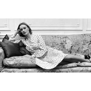 Jessica Lange   Art Print   Medium   28x35cm: Home