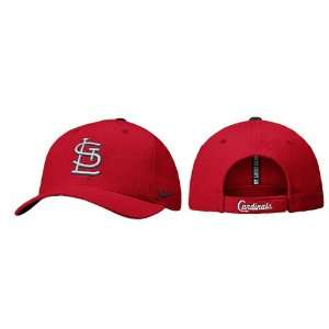 St. Louis Cardinals MLB Red Home Adjustable Classic Baseball Cap By