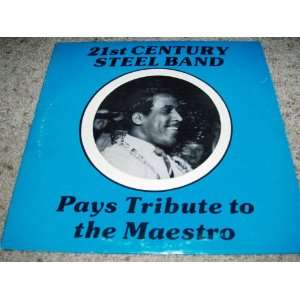 21st Century Steel Band Pays Tribute To The Maestro Allan