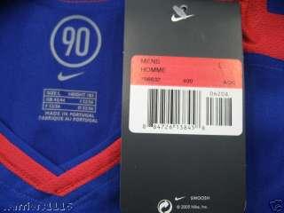 NWT Ronaldo Manchester United Match Worn Type Jersey L