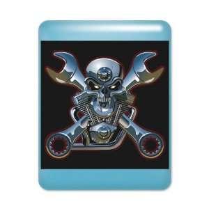 iPad Case Light Blue Motorhead Skull Wrenches: Everything Else