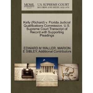 Kelly (Richard) v. Florida Judicial Qualifications Commission. U.S