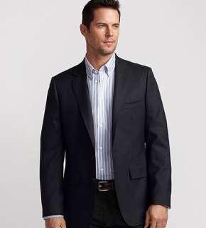 Eddie Bauer Jackets & Blazers Sportsman Navy Wool Blazer