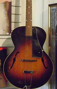 GIBSON L48 VERY SWEET SOUNDING VINTAGE INSTRUMENT