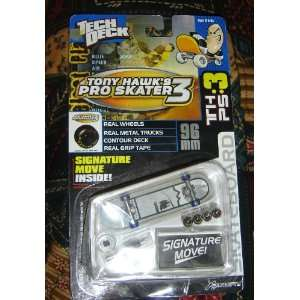 Tony Hawk Pro Skater 3 Skateboard 96mm