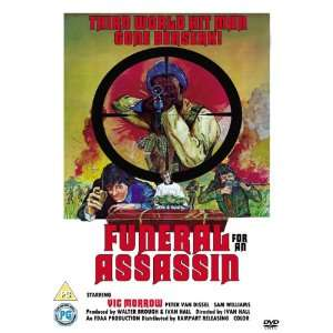 Funeral For An Assassin (UK PAL Region 0) Vic Morrow Movies & TV