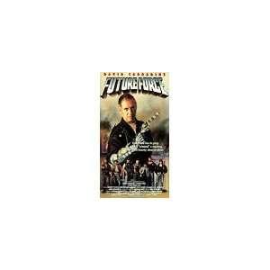 Force [VHS] David Carradine, Robert Tessier, Anna Rapagna, William