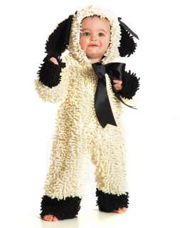 / Animal / Wooly Lamb Baby Costume