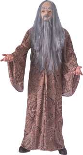 Adult Albus Dumbledore Costume   Authentic Harry Potter Costumes