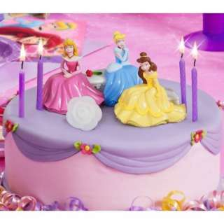 Halloween Costumes Disney Princess Garden Royalty Cake Topper