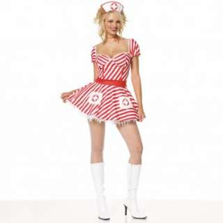 Super Sexy Candy Striper Adult Costume   Costumes, 19898