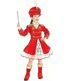 Drum Majorette Costume Child  Majorette Costume Kids