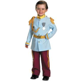 Disney Prince Charming Child Costume   The Prince Charming costume