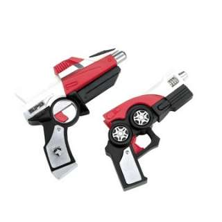 Deluxe Red Ranger Weapon Set   Power Rangr Red Dlx Weapon Set