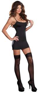 Basic Black Dress Costume Starter Adult   Includes one little black