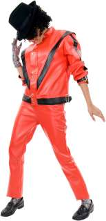 Thriller Jacket Adult Costume   Includes Jacket.