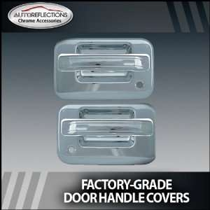 2004 2012 Ford F150 pickup Chrome Door Handle Covers (2dr w/ passenger