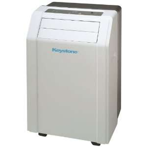 Keystone KSTAP12A 12,000 BTU 115 Volt Portable Air Conditioner with