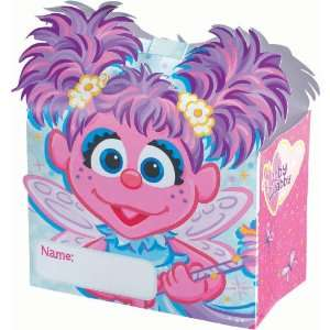 Abby Cadabby Treat Boxes (6 count): Toys & Games