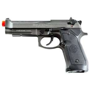 HFC/TSD Tactical Metal M190 Full / Semi auto GBB Airsoft Pistol