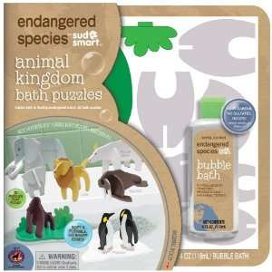 Health Science Labs ES 1855 C Endangered Species Animal Kingdom Bath