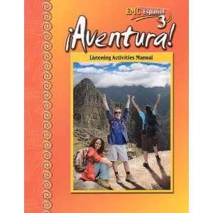 Aventura Listening Activities Manual (Espanol 3