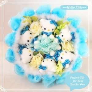 Hello Kitty Flower Set ****6 Hello Kitty**** Everything