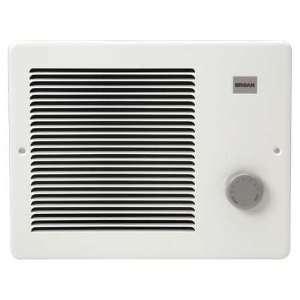 BROAN 174 Wall Htr,Multi Volt/Watt,w/Thermostat