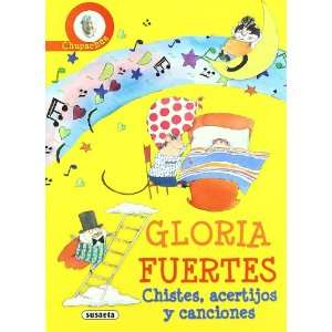 CHISTES, ACERTIJOS Y CANCIONES (9788430565894): Susaeta