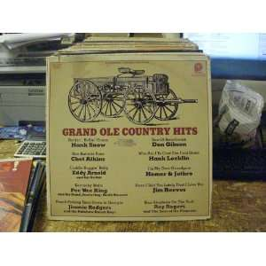 Grand Ole Country Hits Various Music