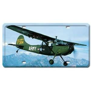 L 19 Bird Dog License Plate: Home & Kitchen