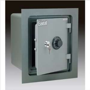 Resistant Vertical Wall Safe Lock Group II Combination and Key Lock
