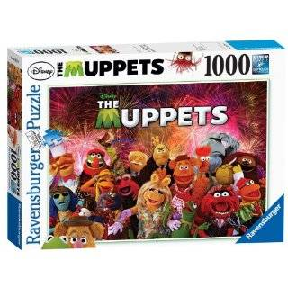 Disney Star Wars Muppets 2 Puzzle Set  Toys & Games