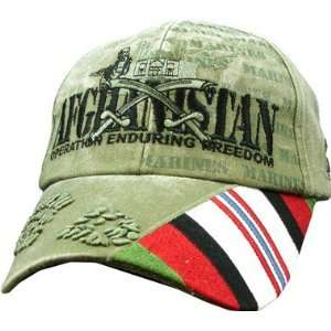US Marine Corps Boot Imprint OD Green Cap: Everything Else