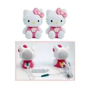 Hello Kitty USB Die cut Speaker Toys & Games