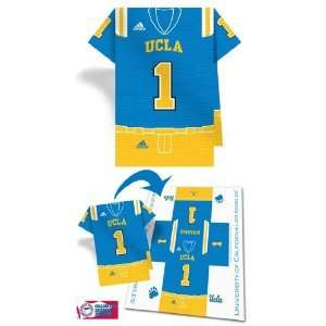 Set of 96 UCLA Bruins Football JerseyNaps® Party Napkins