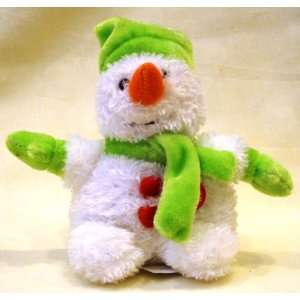 Snowman Plush Toy We Wish You a Merry Christmas Toys & Games