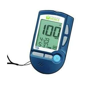 Voice Talking Blood Glucose Monitoring System: Health & Personal Care