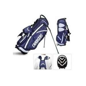 Chargers Fairway Carry Stand Golf Bag