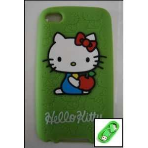 8x Hello kitty Silicon Back Cover Case for Apple iPhone 4 4G 4th HKS16